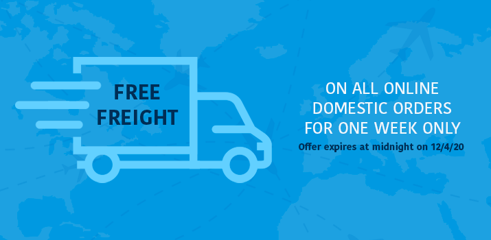 Free Freight Special