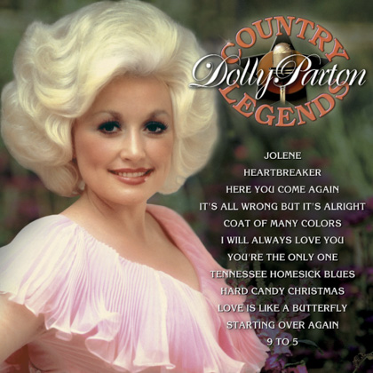 COUNTRY LEGENDS: DOLLY PARTON