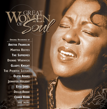 GREAT WOMEN OF SOUL