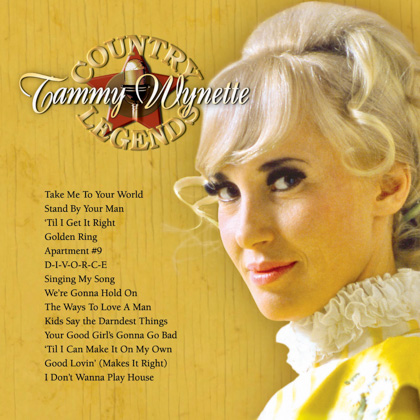 COUNTRY LEGENDS: TAMMY WYNETTE