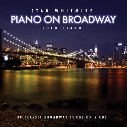 PIANO ON BROADWAY - 2 CDS