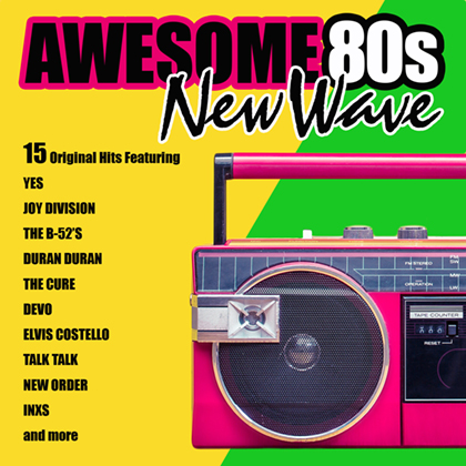 AWESOME 80S: NEW...