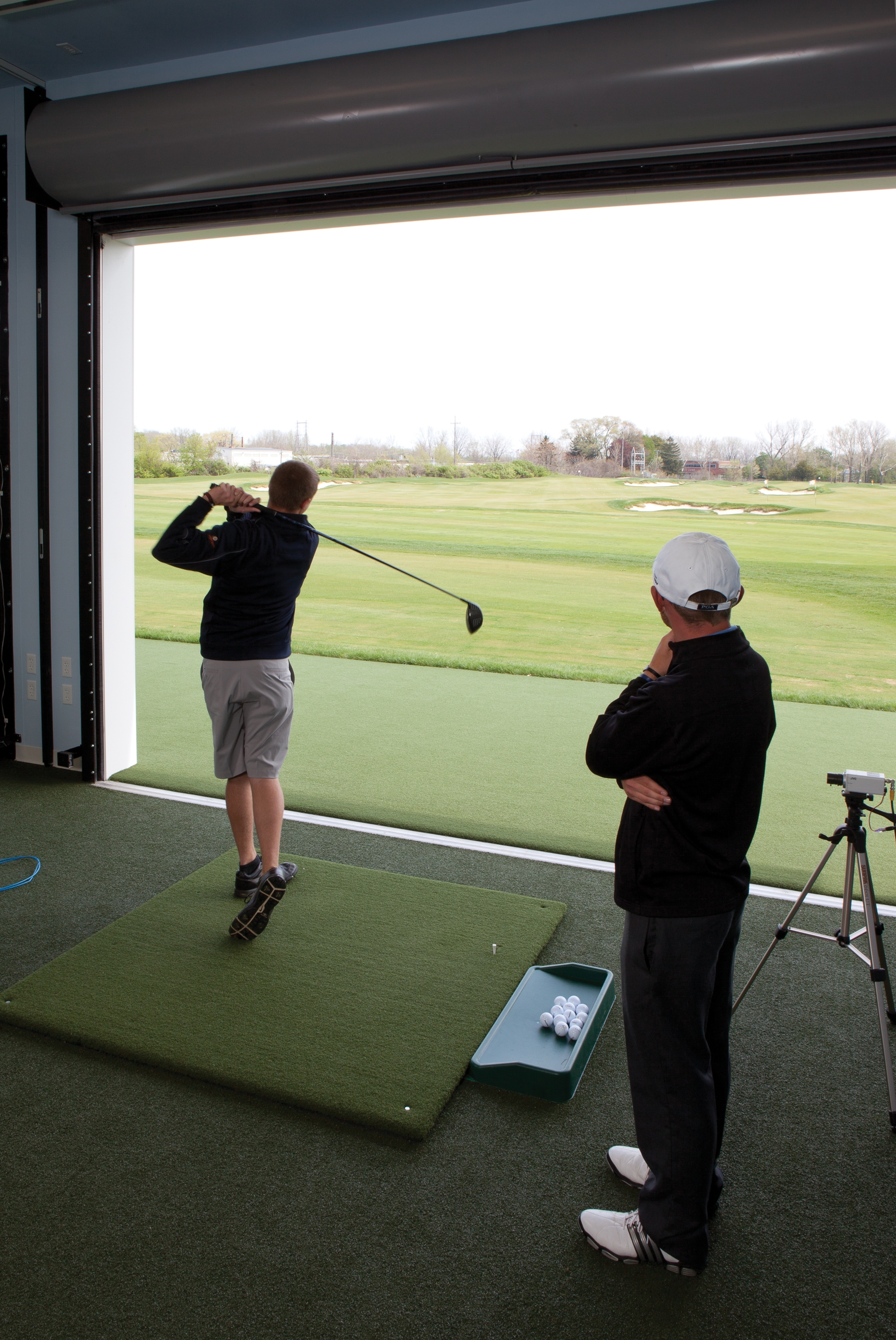 One Hour Lesson with TrackMan V1 Swing Analysis