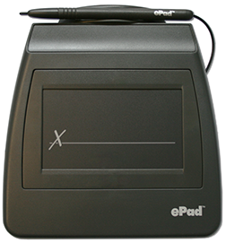 The Epad Digital Signature Capture Allows You To All Of Your Contracts Releases And Waivers In Version12 With Signatures There S No Need