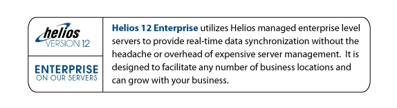 Helios Version 12 Is State Of The Art Enterprise Level To Help You Meet And Achieve Your Business Objectives This Design Innovation Gives