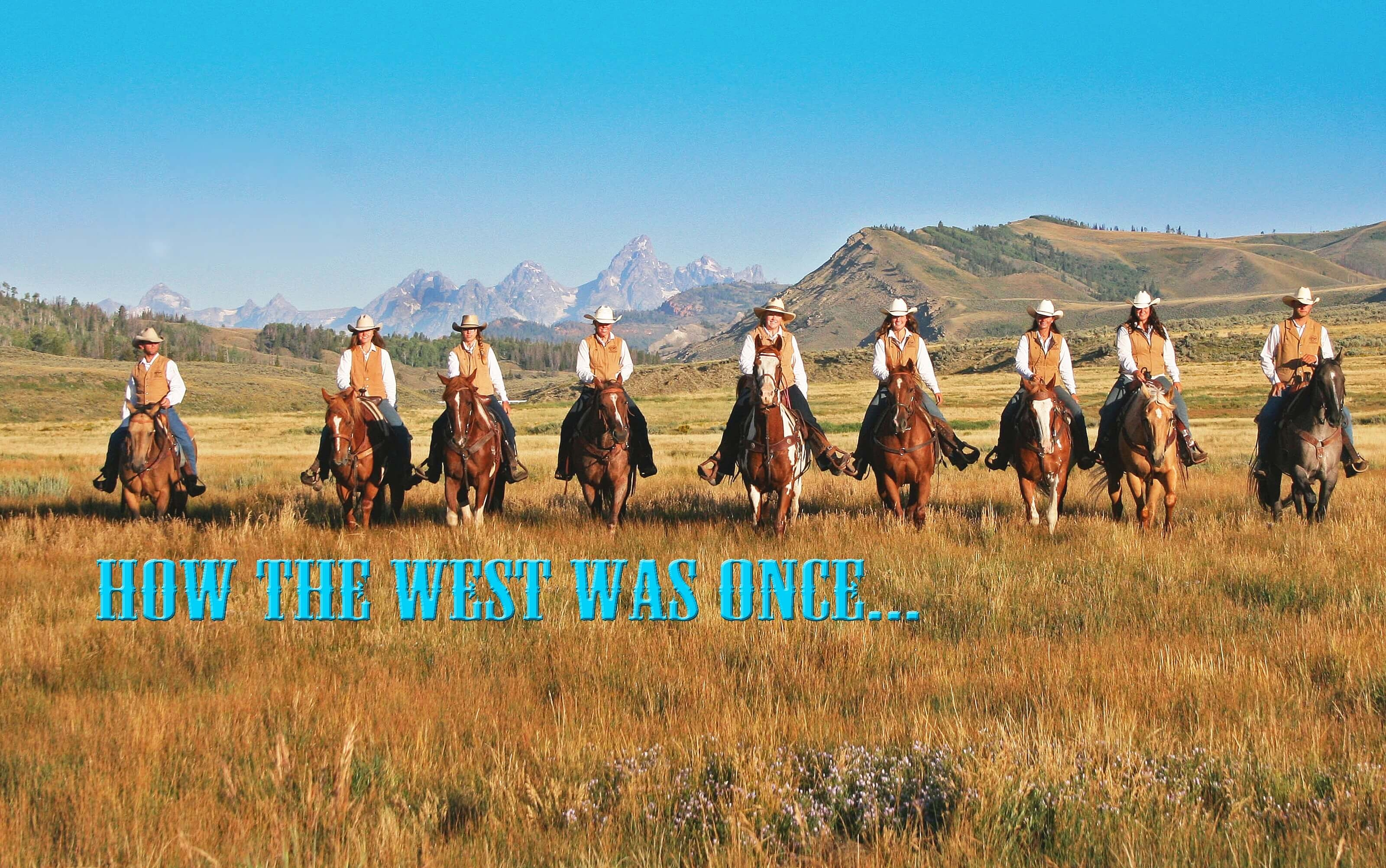 Great Western Guest Ranches