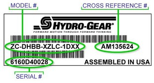 Service & Repair Manuals - Hydro-Gear