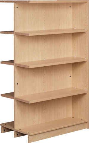 Well known Double Sided Adjustable Shelving Adder with Eight Shelves  CQ13