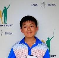 Local Teen Headed to Augusta for Drive, Chip and Putt National Finals
