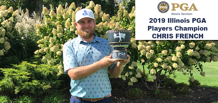French Wins Illinois PGA Players Championship
