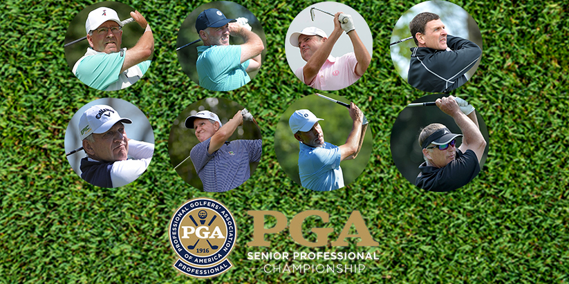 Eight Illinois PGA Professionals to Compete at Senior PGA Professional Championship