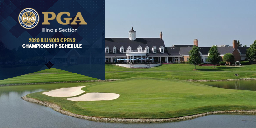 Illinois PGA Announces 2020 Opens Championship Schedule