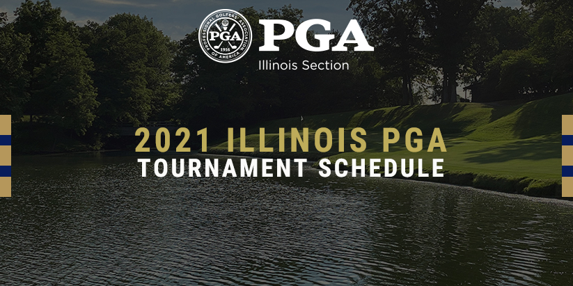 Illinois PGA Announces 2021 Tournament Schedule