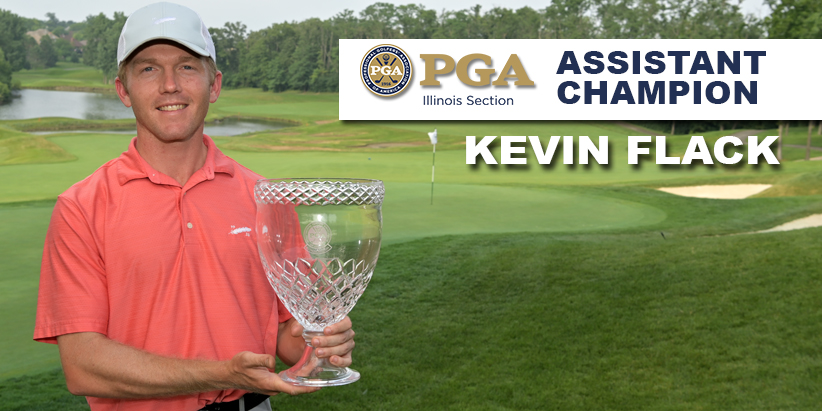 Flack Captures National Car Rental Illinois Assistant PGA Professional Title; Earns Berth in 45th National Car Rental Assistant PGA Professional...