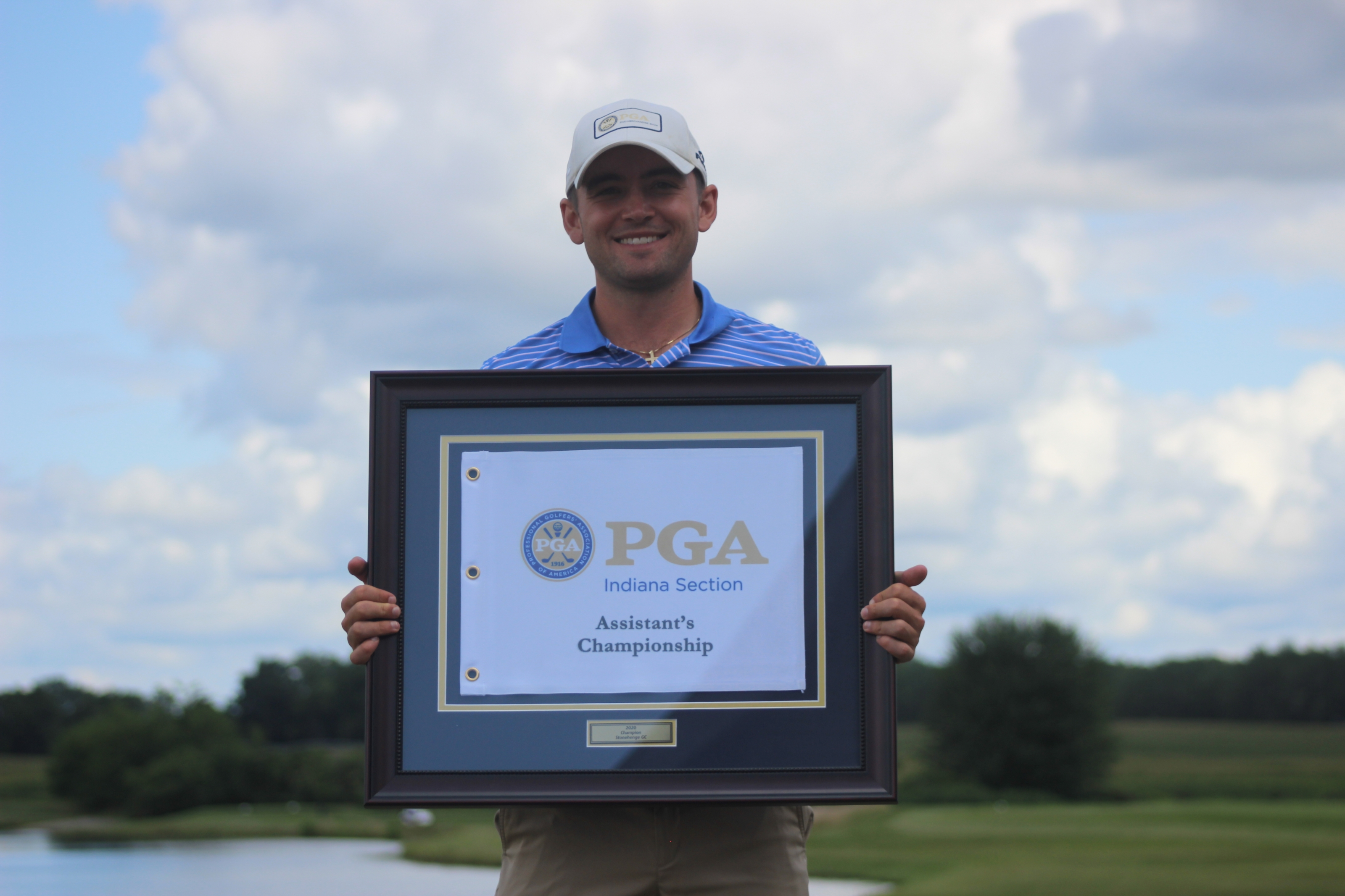 Timothy Wiseman Captures First PGA Title