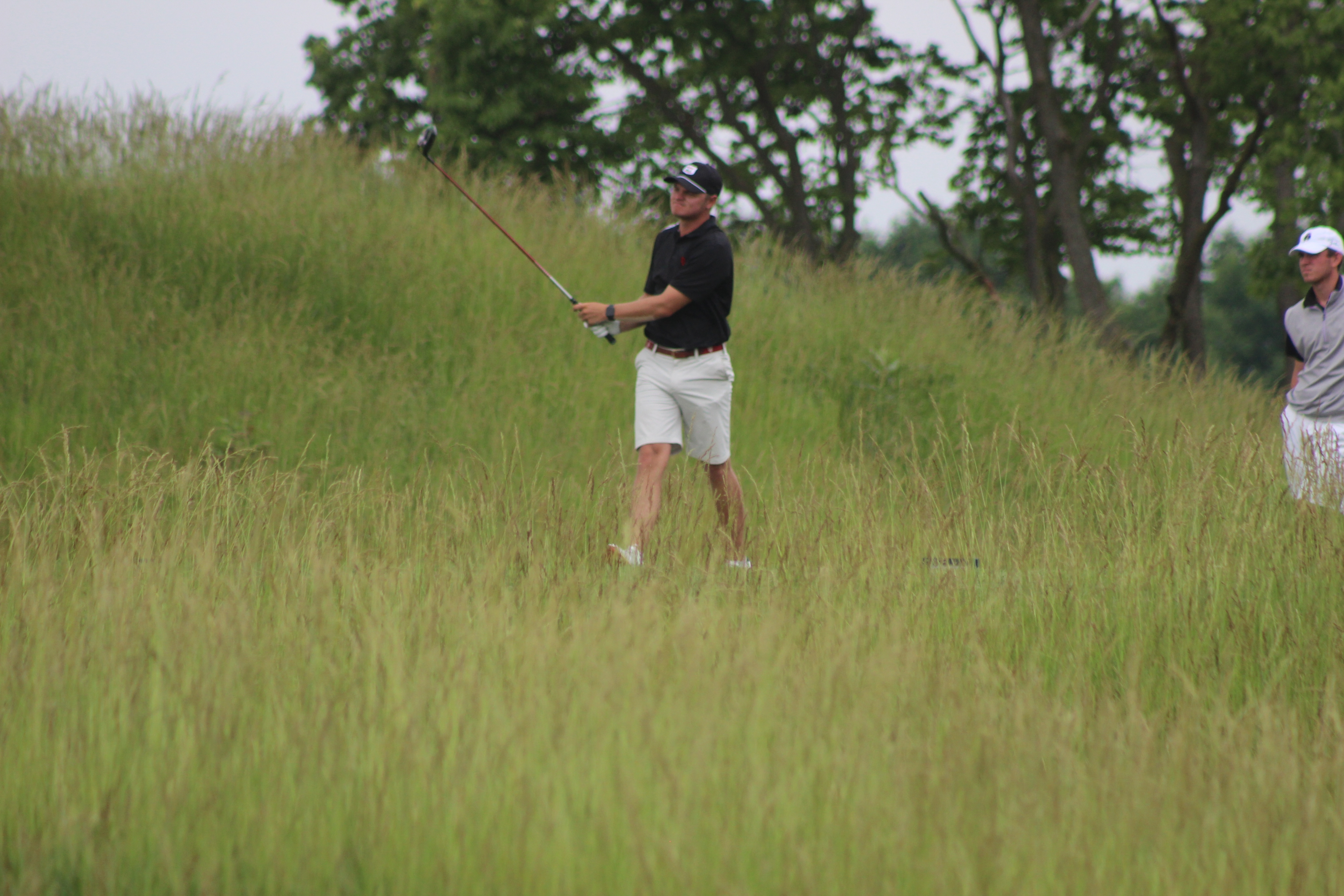 Crowded Leaderboard at the Indiana Amateur Championship Heading into Round Three