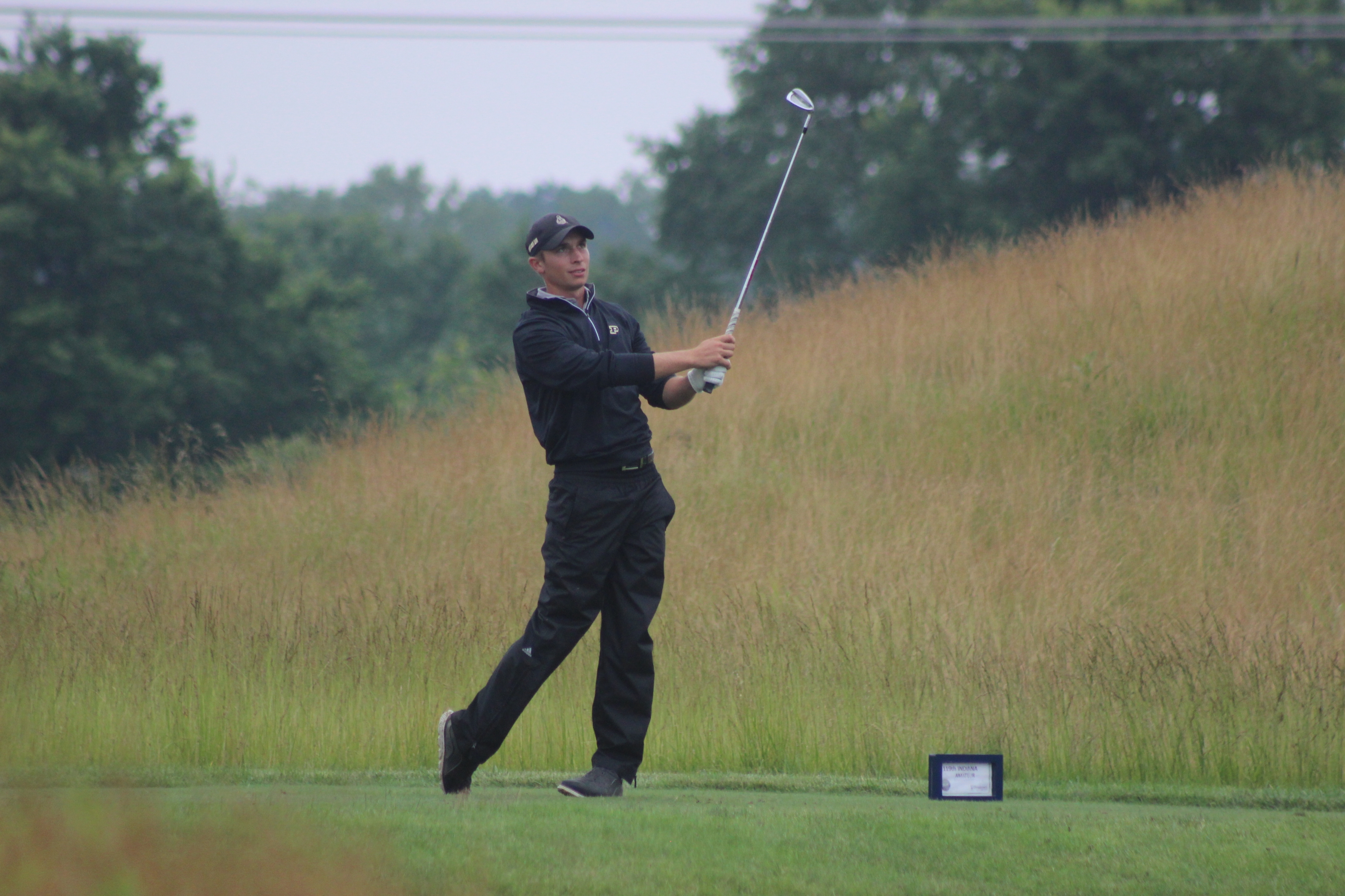 Purdue's Joe Weiler Wins 119th Indiana Amateur Championship in Playoff