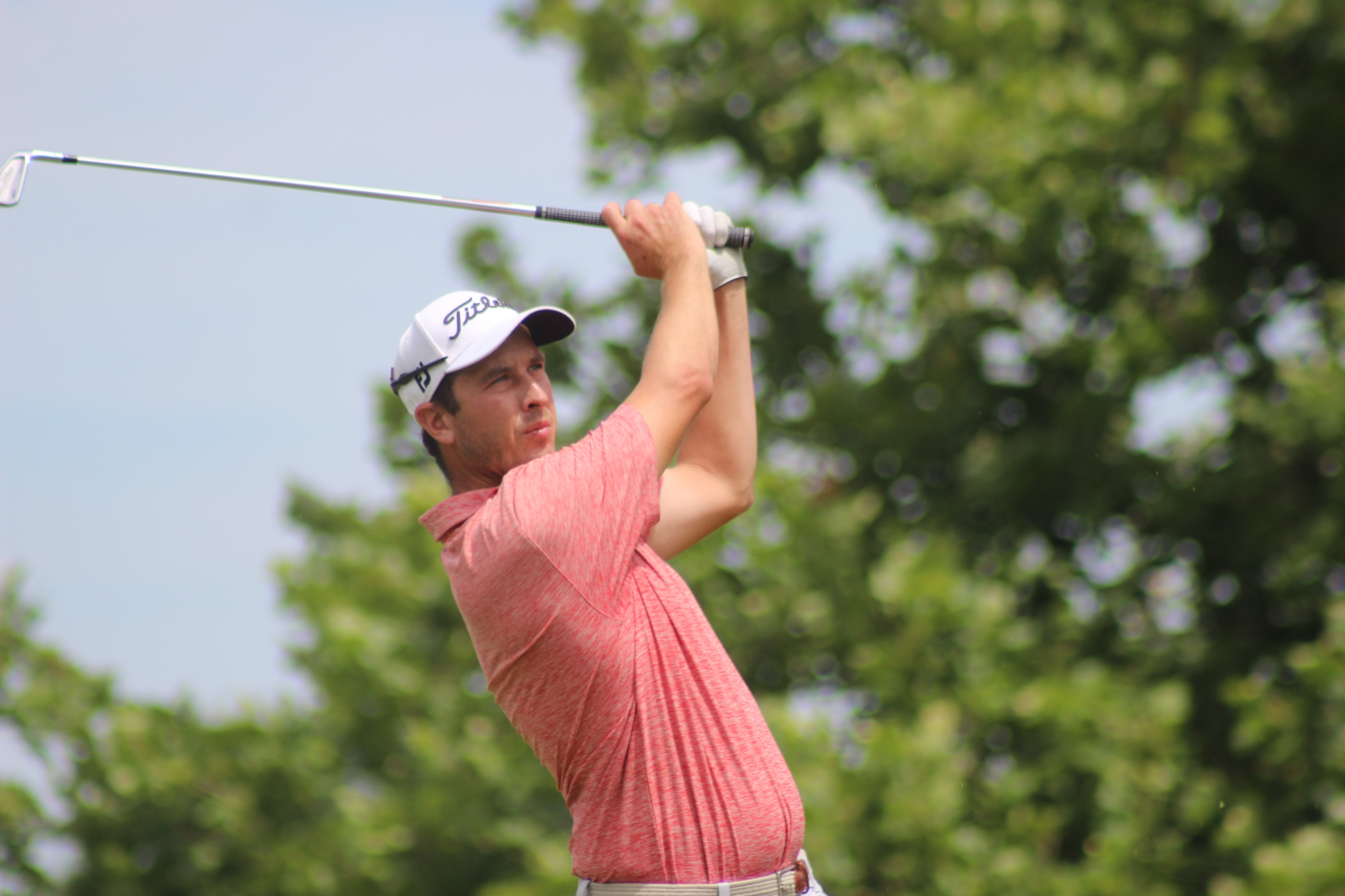 Eric Steger is our 105th Indiana Open Champion with a Three Shot Victory