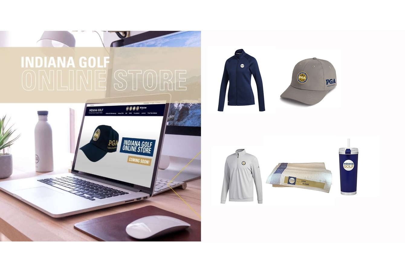 Indiana Golf Online Store is Live!