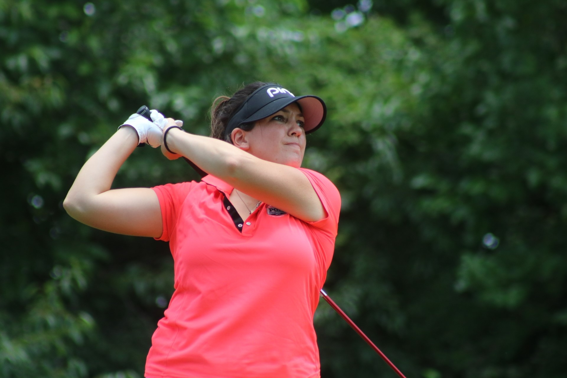 Potter-Bobb Wins First IWGA Event of the Year with Back Nine 33