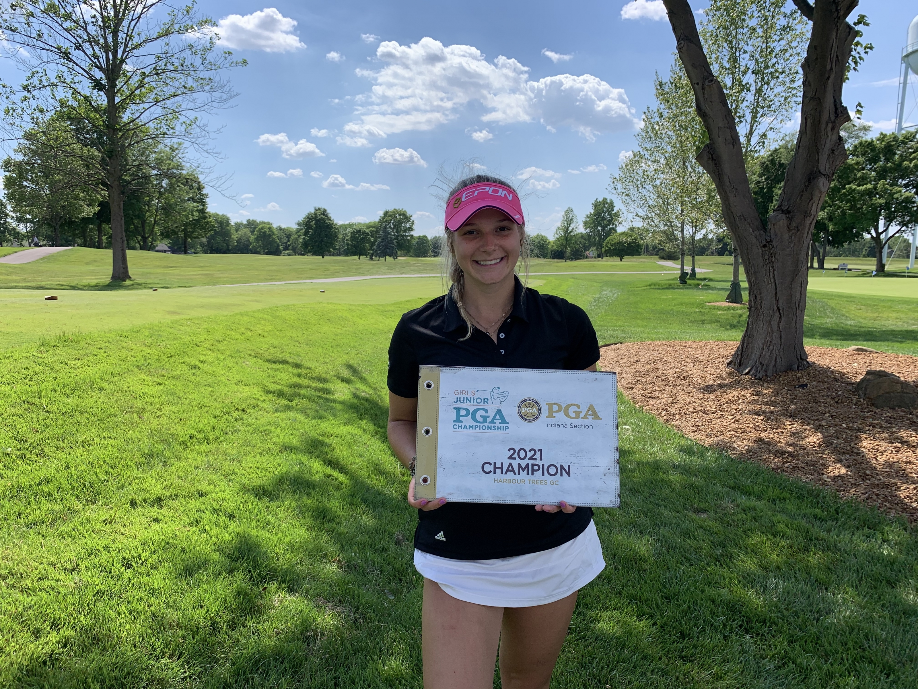 Madison Dabagia To Compete In the 2021 Girl's Junior PGA Championship