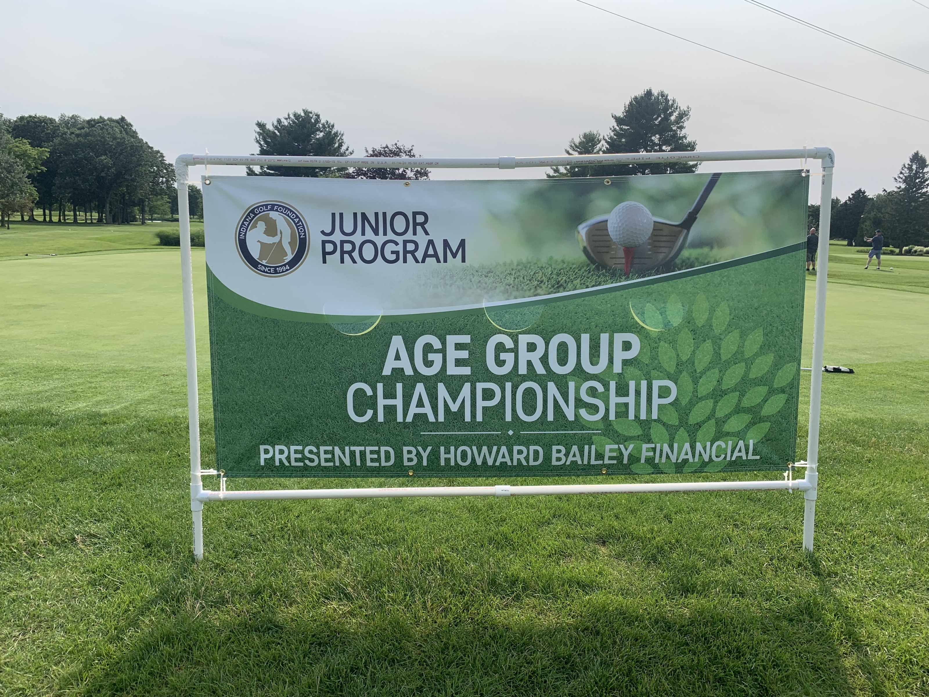Age Group Championship Finishes Up