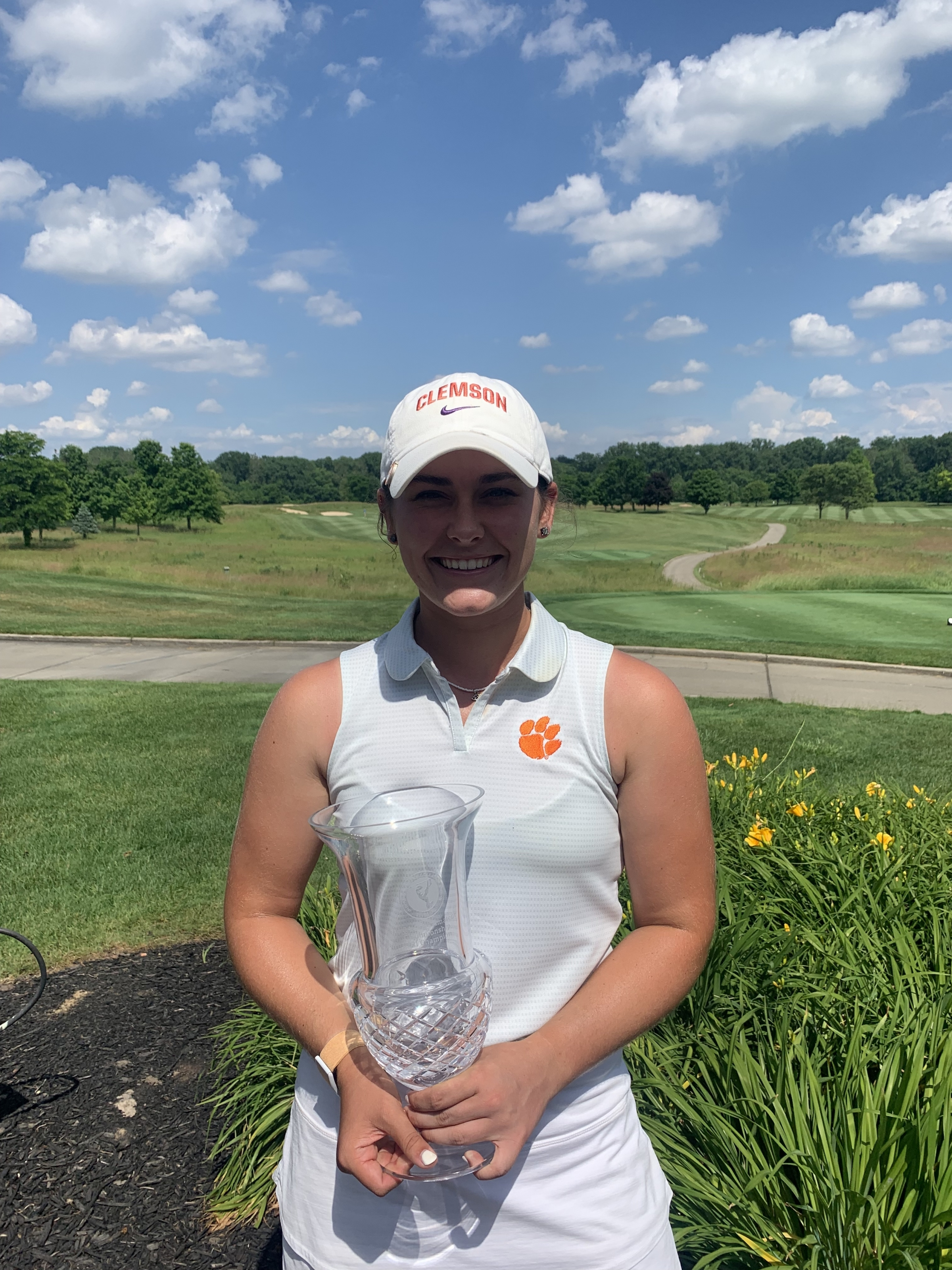 Annabelle Pancake Makes IWGA History at the 2021 State Am