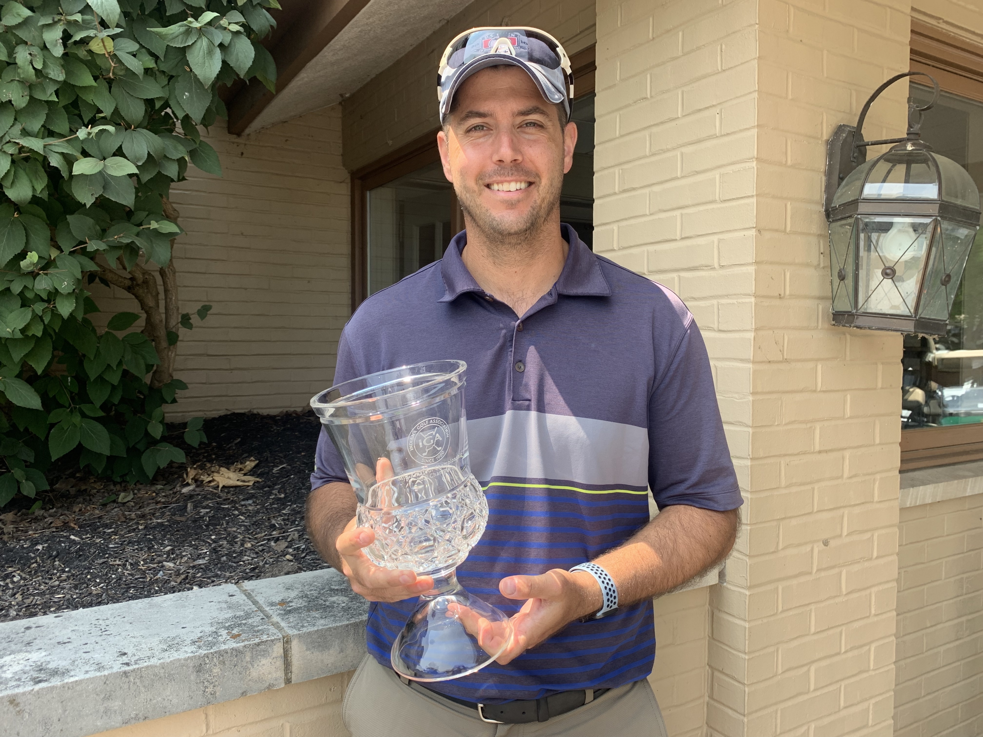 Wenger Goes Low Last Day To Win Mid-Am Champ