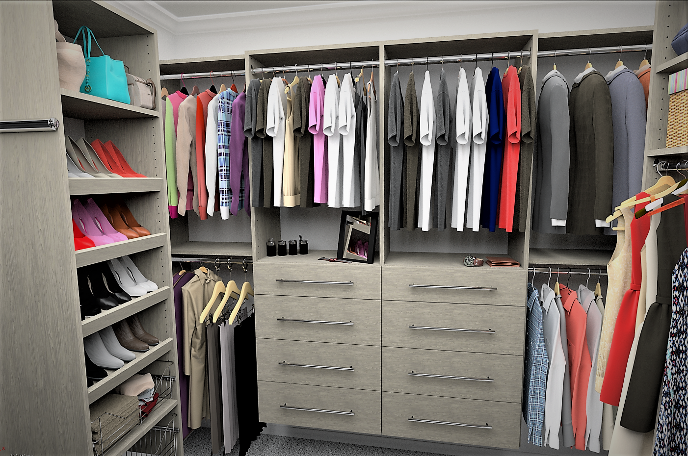 Perfect Innovative Cabinets And Closets