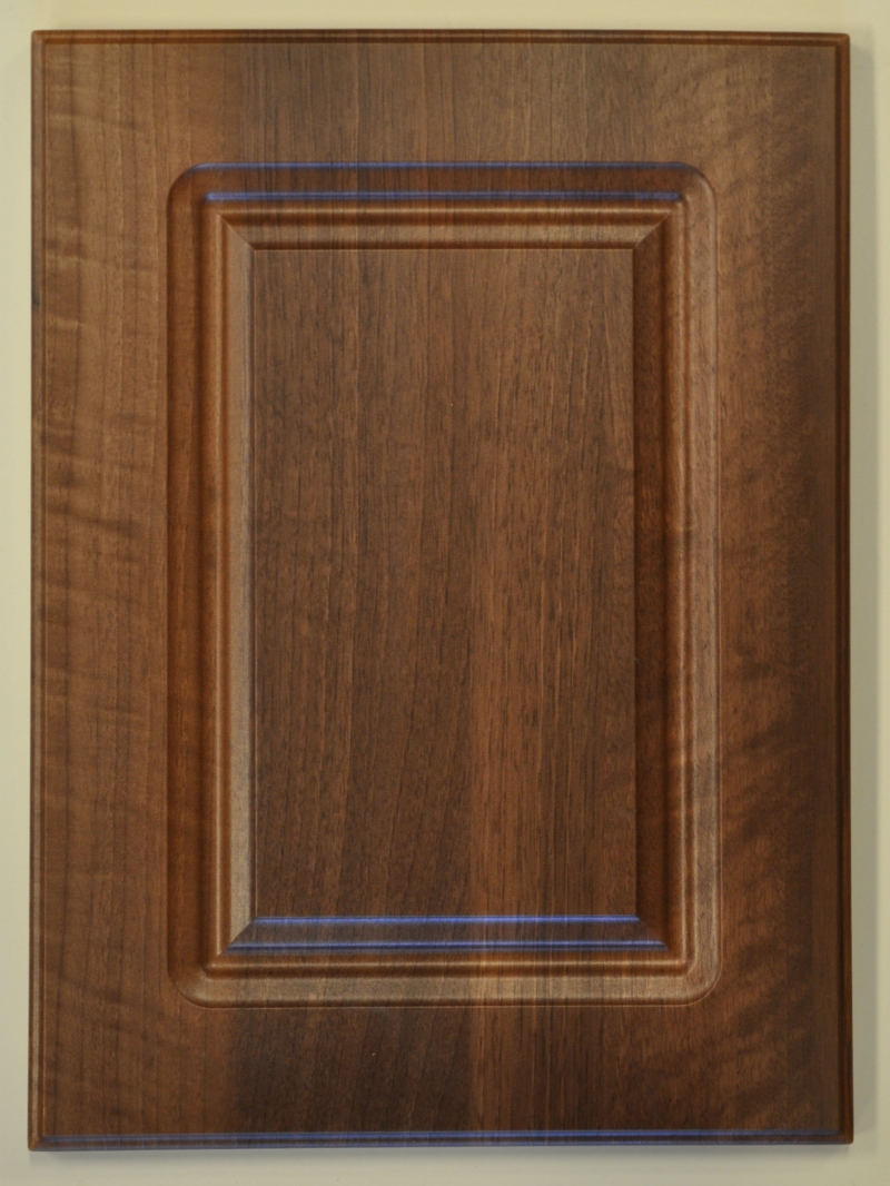 Rounded Raised Panel