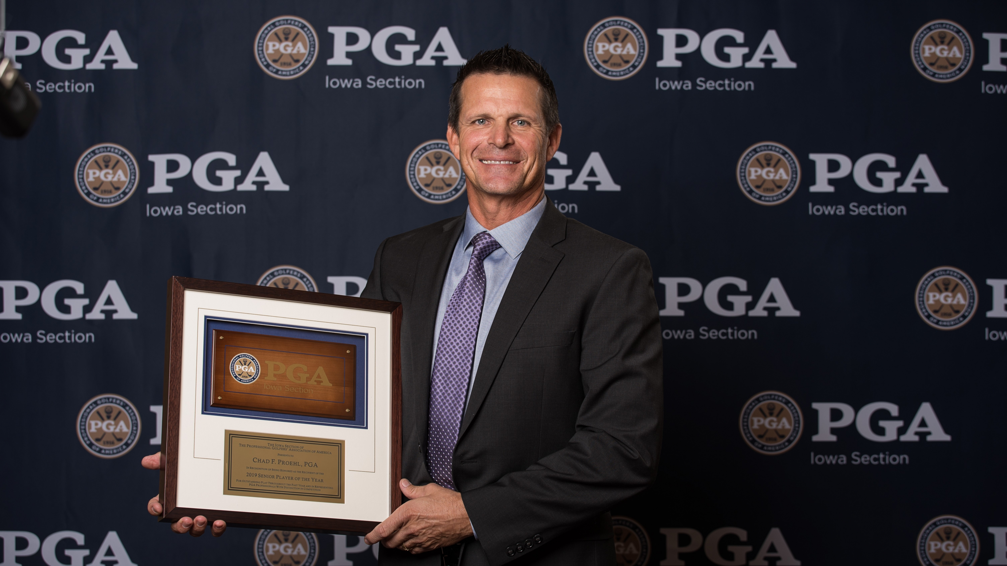 Proehl finishes Tied for 15th at PGA Senior Stroke Play Championship