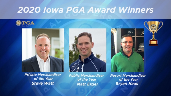 Merchandisers of the Year - Watt, Erger and Haas