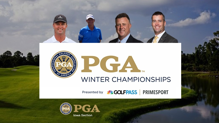 Proehl, McCarty & Black Make Cut at the Winter Stroke Play Championship
