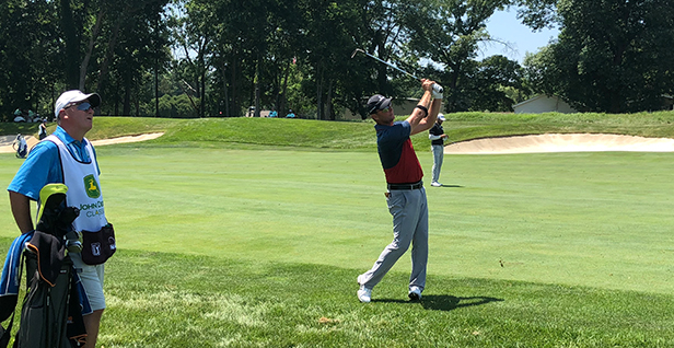 Second Round of John Deere Classic Suspended Due to Weather