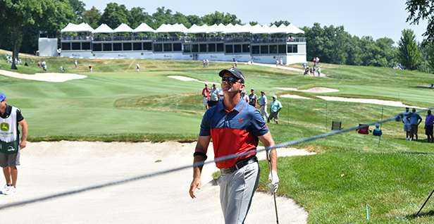 McCarty Makes 36-Hole Cut at John Deere Classic