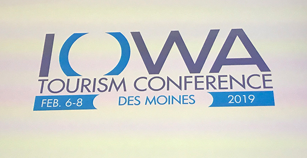 Iowa Golf Council Attends Iowa Tourism Conference