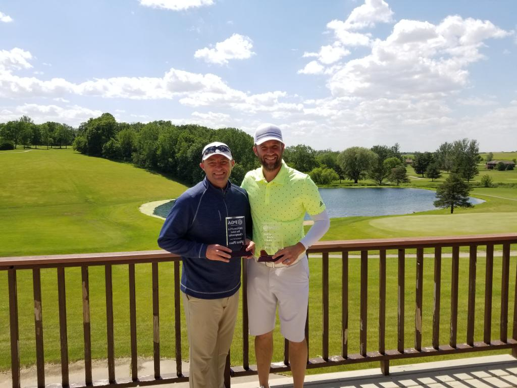 Dinnebier and Callan Win Pro-Select at Timberline