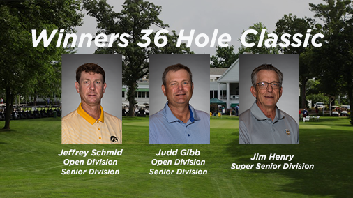 Schmid and Gibb Tie for Win at the Rain Shortened 36-Hole Classic