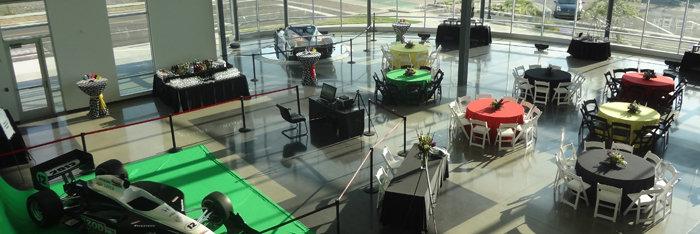 Dallara IndyCar Factory Event Space