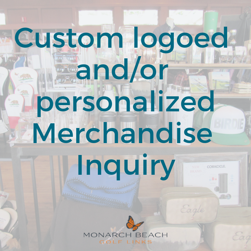 Promotional Merchandise Inquiry
