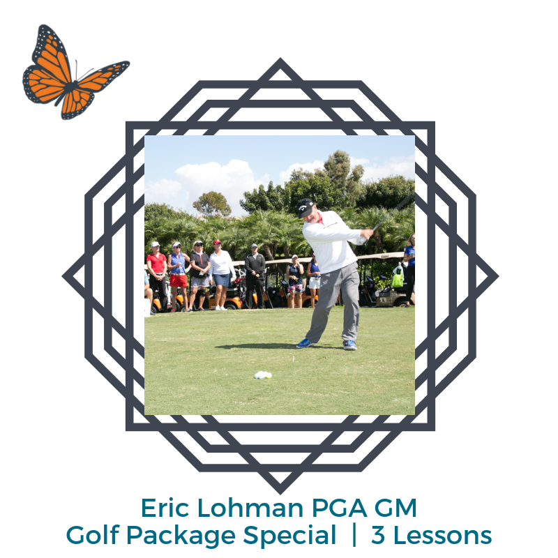 Eric Lohman PGA GM 3 Lesson Package