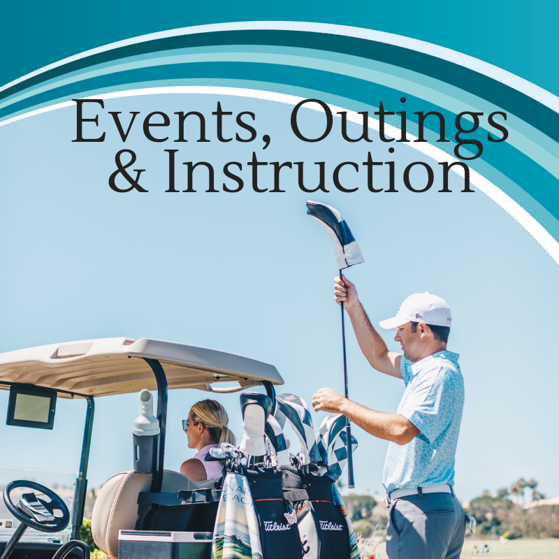 Events, Outings & Instruction