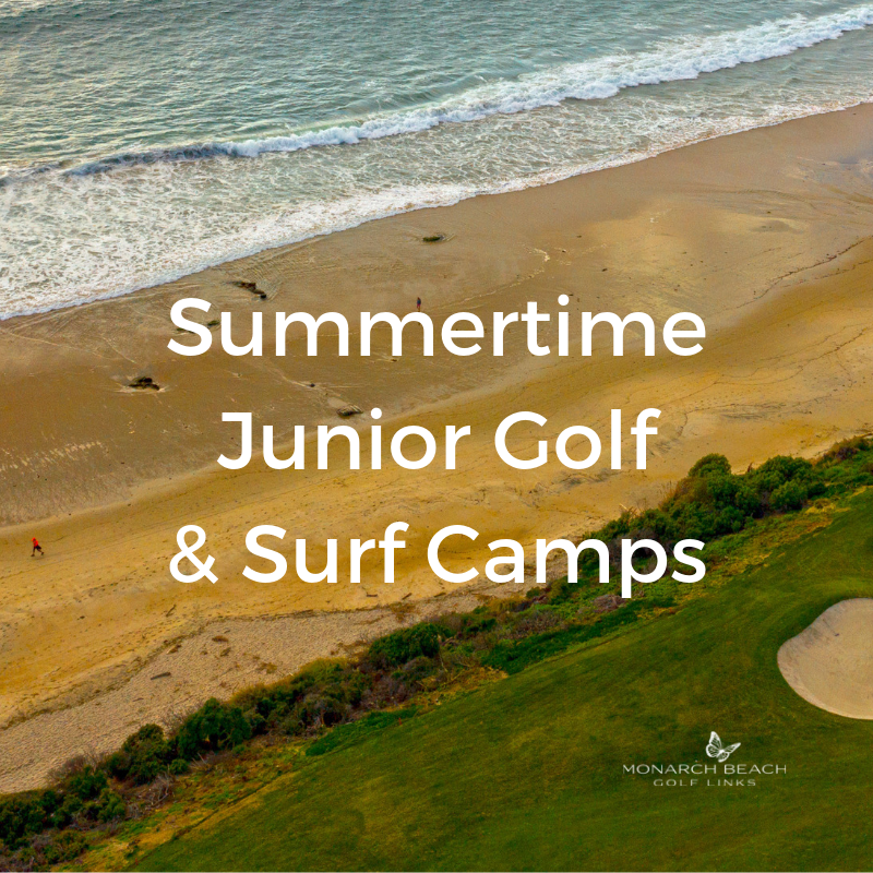 Summertime Junior Golf & Surf Camps (Full Camp)