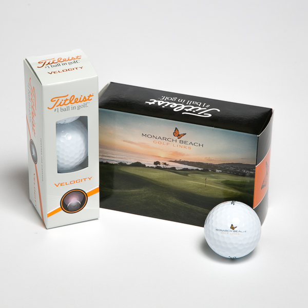 Titleist Velocity 6 Ball Pack