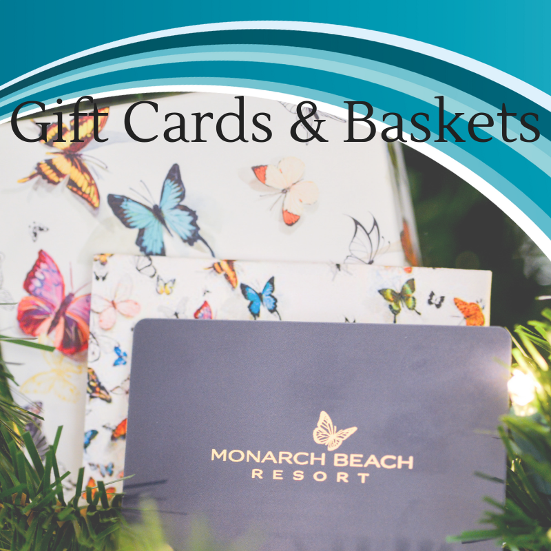 Gift Cards & Gift Baskets