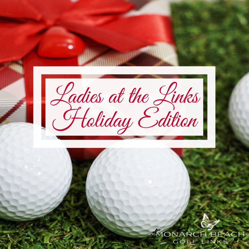 Ladies at the Links | Holiday Edition