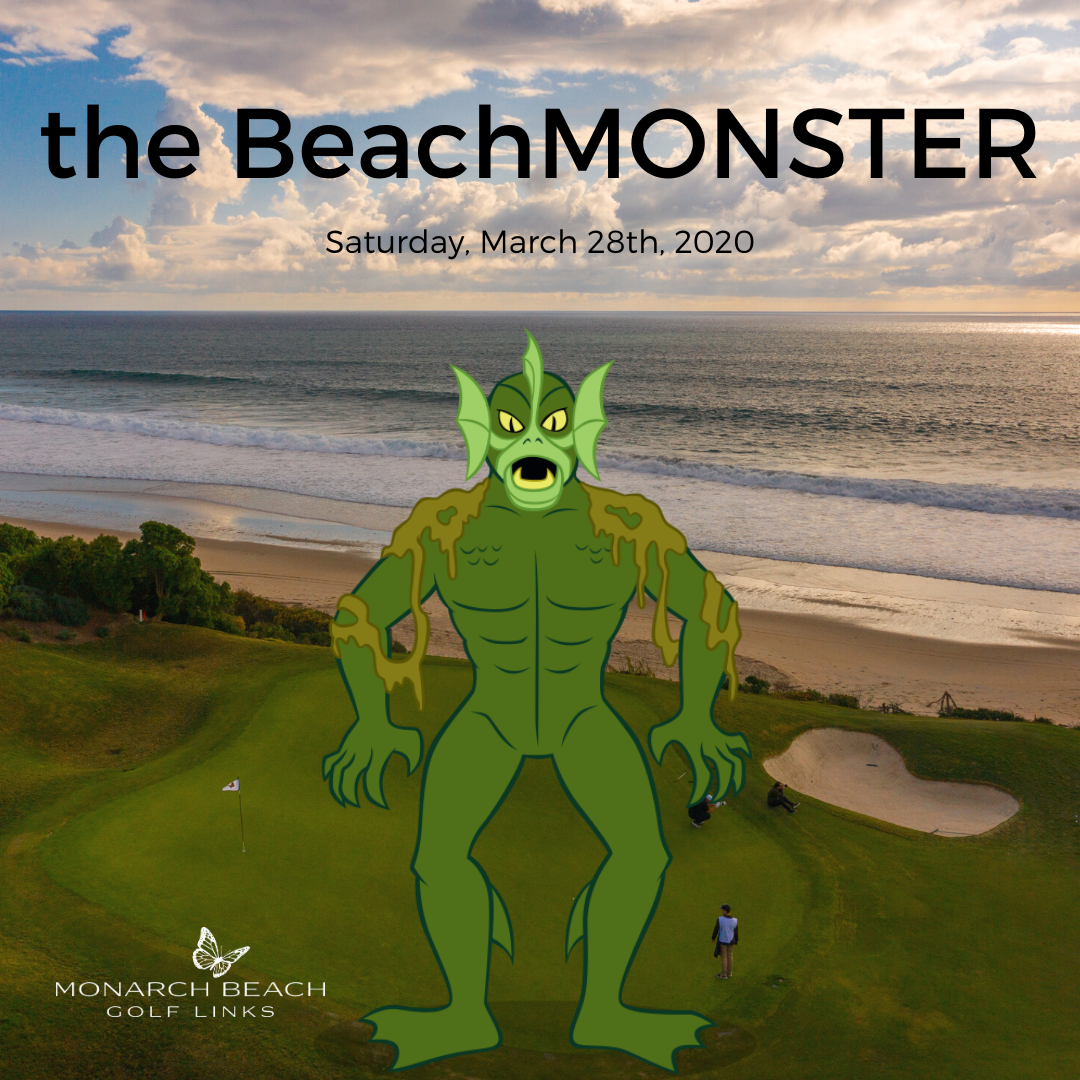 the BeachMONSTER | Tues. June 14th, 2020