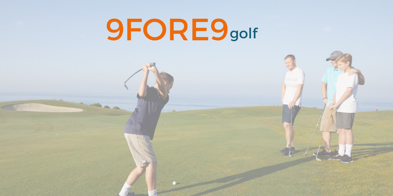 9FORE9 Golf & At-Ease Pass