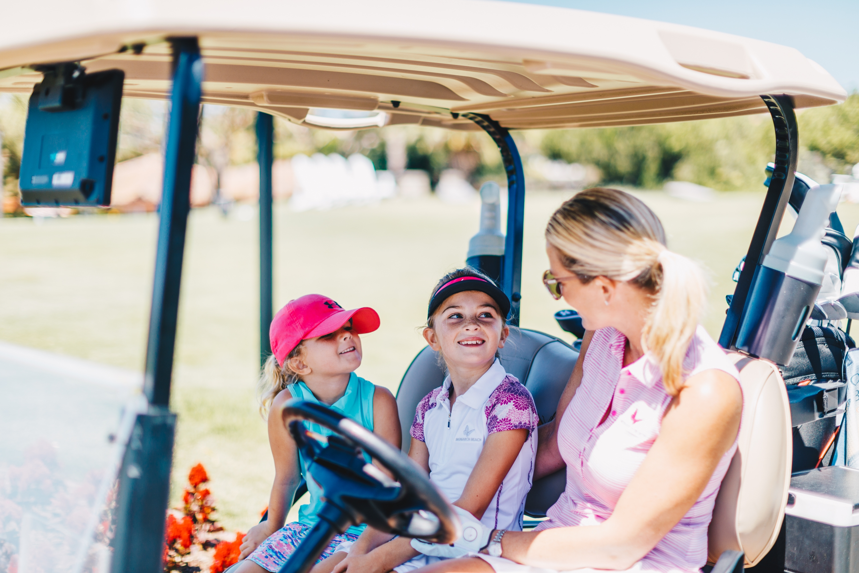 Welcome Women Golfers