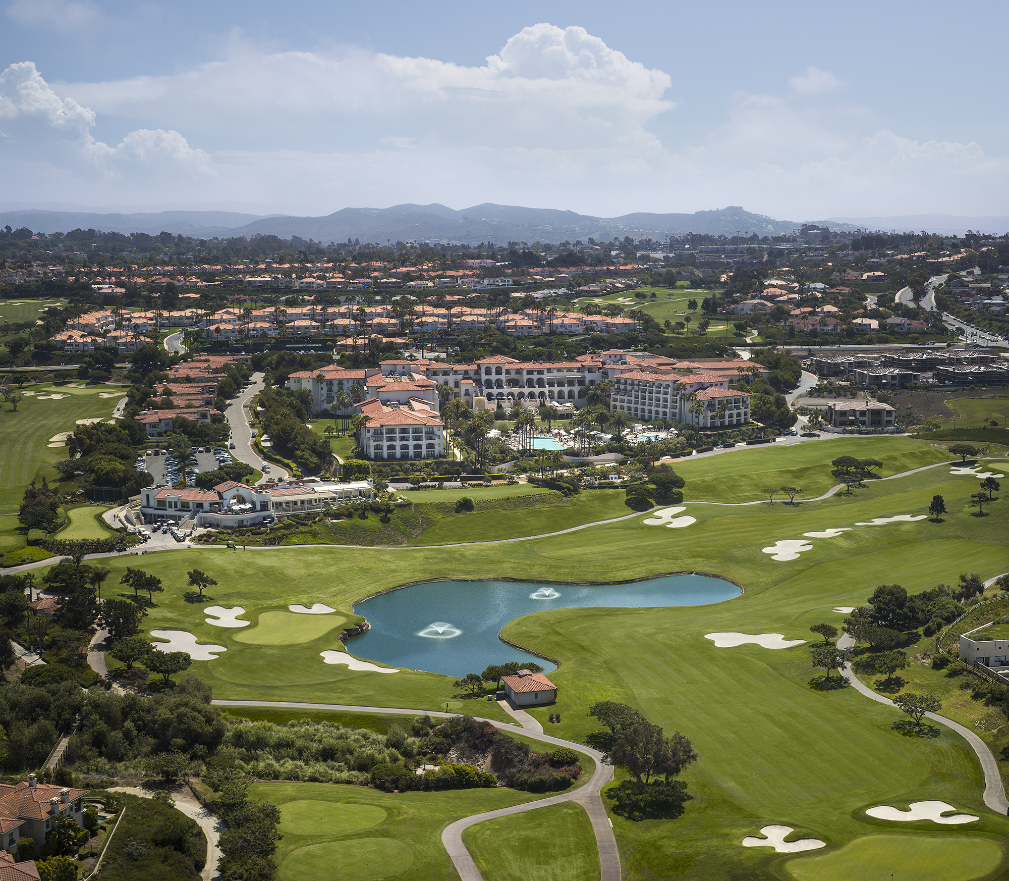 St Regis Monarch Beach Golf